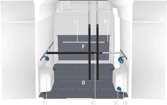 Bodenplatte Master Safety Floor