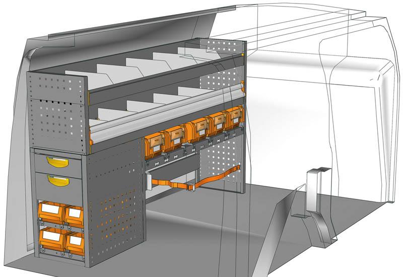 Fahrzeugeinrichtungen Connect CN 1710 04