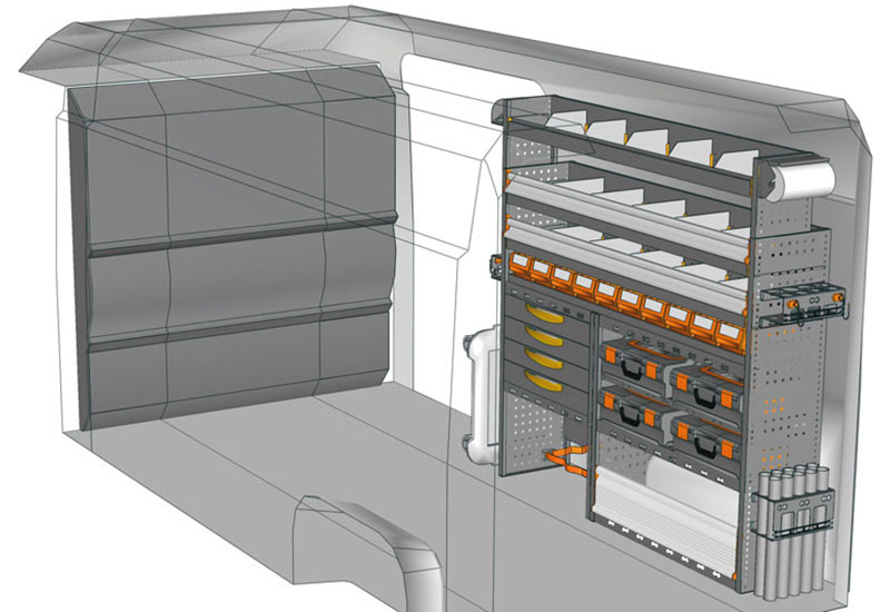 Fahrzeugeinrichtungen Ducato DU-1717-M1