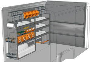Fahrzeugeinrichtungen furgoni Jumper L1 H1 / CH1 DU-2015-04