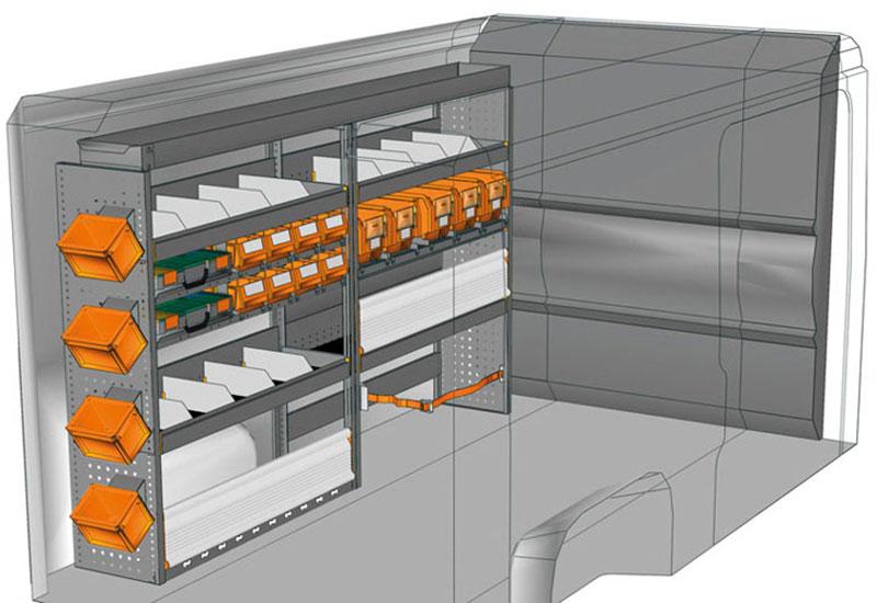 Fahrzeugeinrichtungen Jumper DU-2415-05