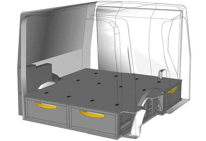 Fahrzeugeinrichtungen Citan KA 0250 01