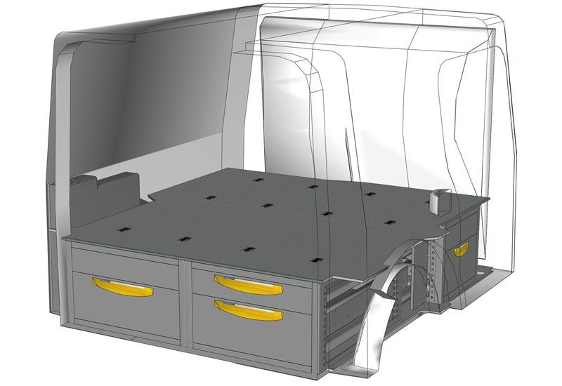 Fahrzeugeinrichtungen Citan KA 0350 02