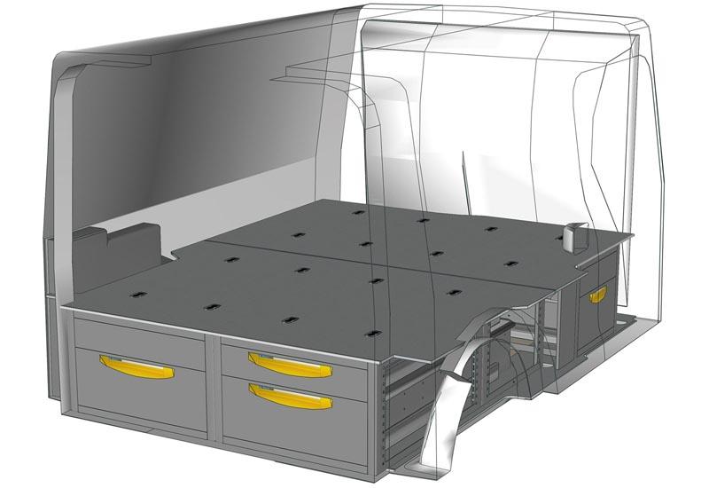Fahrzeugeinrichtungen Citan KA 0350 22