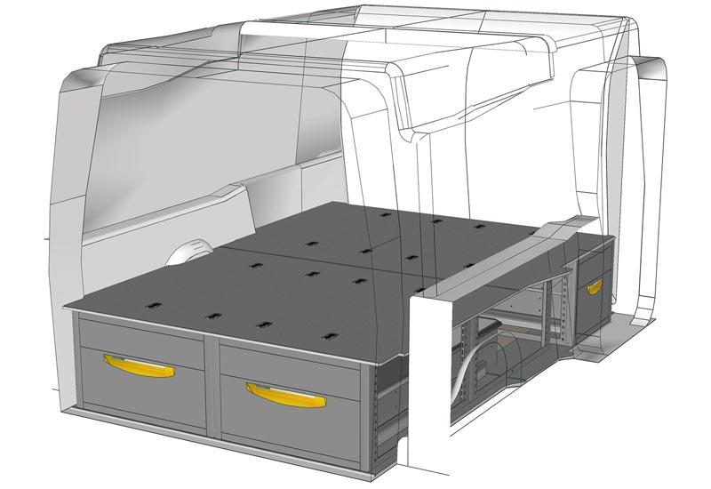 Fahrzeugeinrichtungen Berlingo PA 0350 21