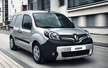 Fahrzeugeinrichtungen Renault Kangoo