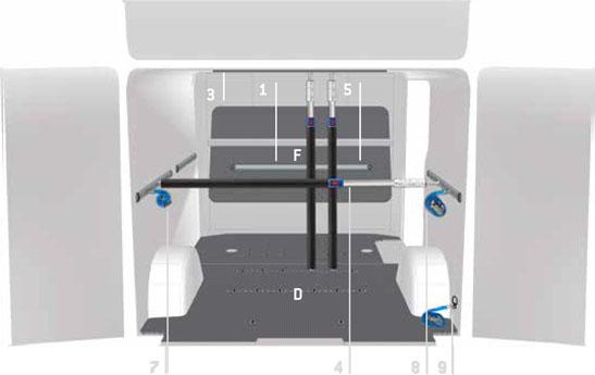 Bodenplattenlösungen für Custom Safety Floor