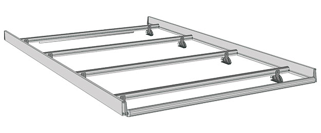 Dachträger für NV300