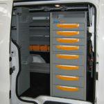 Fahrzeugeinrichtungen Nissan NV300 StoreVan