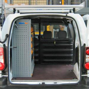 Fahrzeugeinrichtungen Peugeot Partner